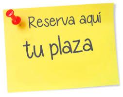 Reserva plaza: curso 2019/20